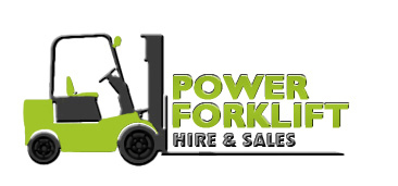 Power Forklift Logo