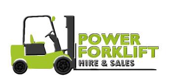 Power Forklift Logo
